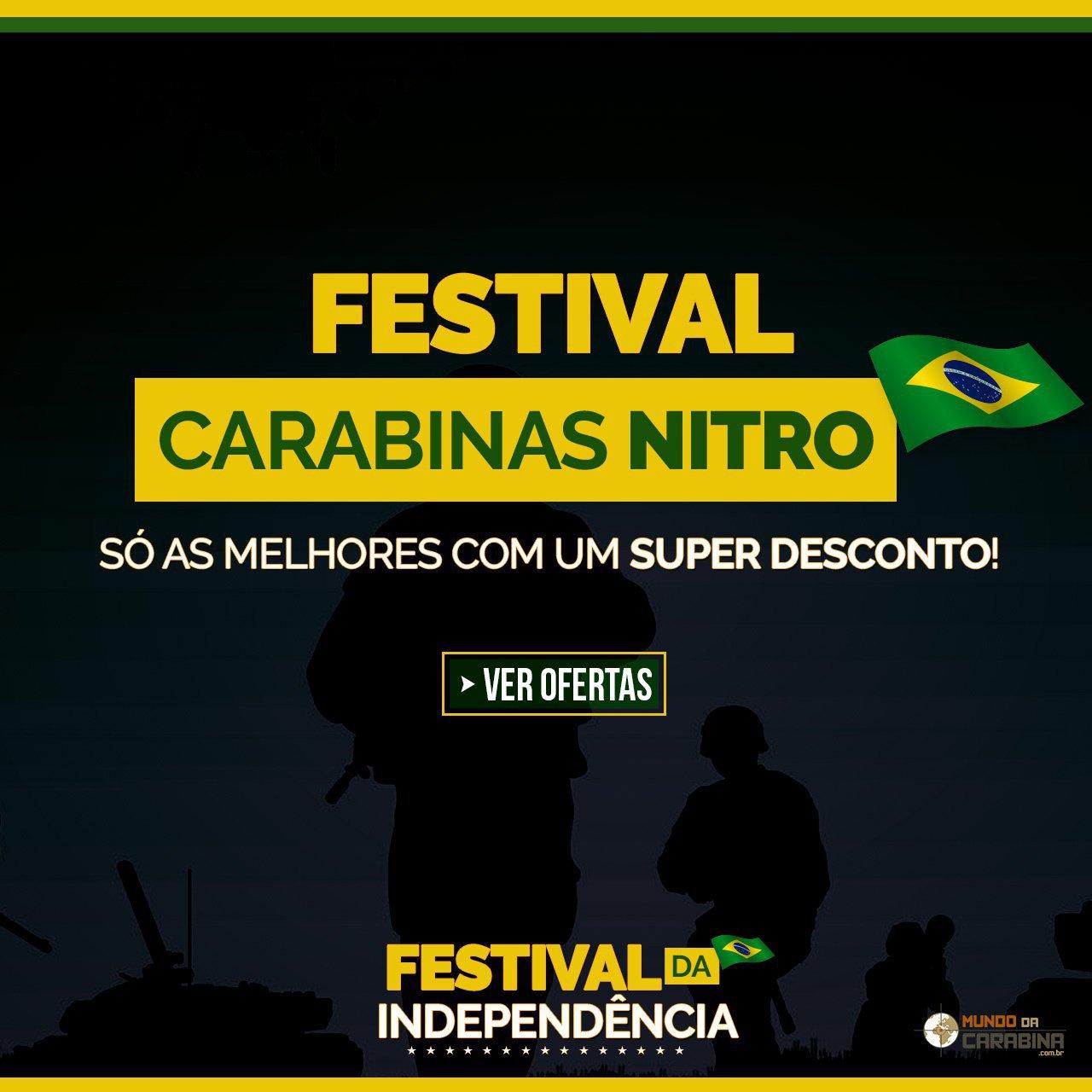 FESTIVAL CARABINAS NITRO - Só as Melhores com um Super desconto!