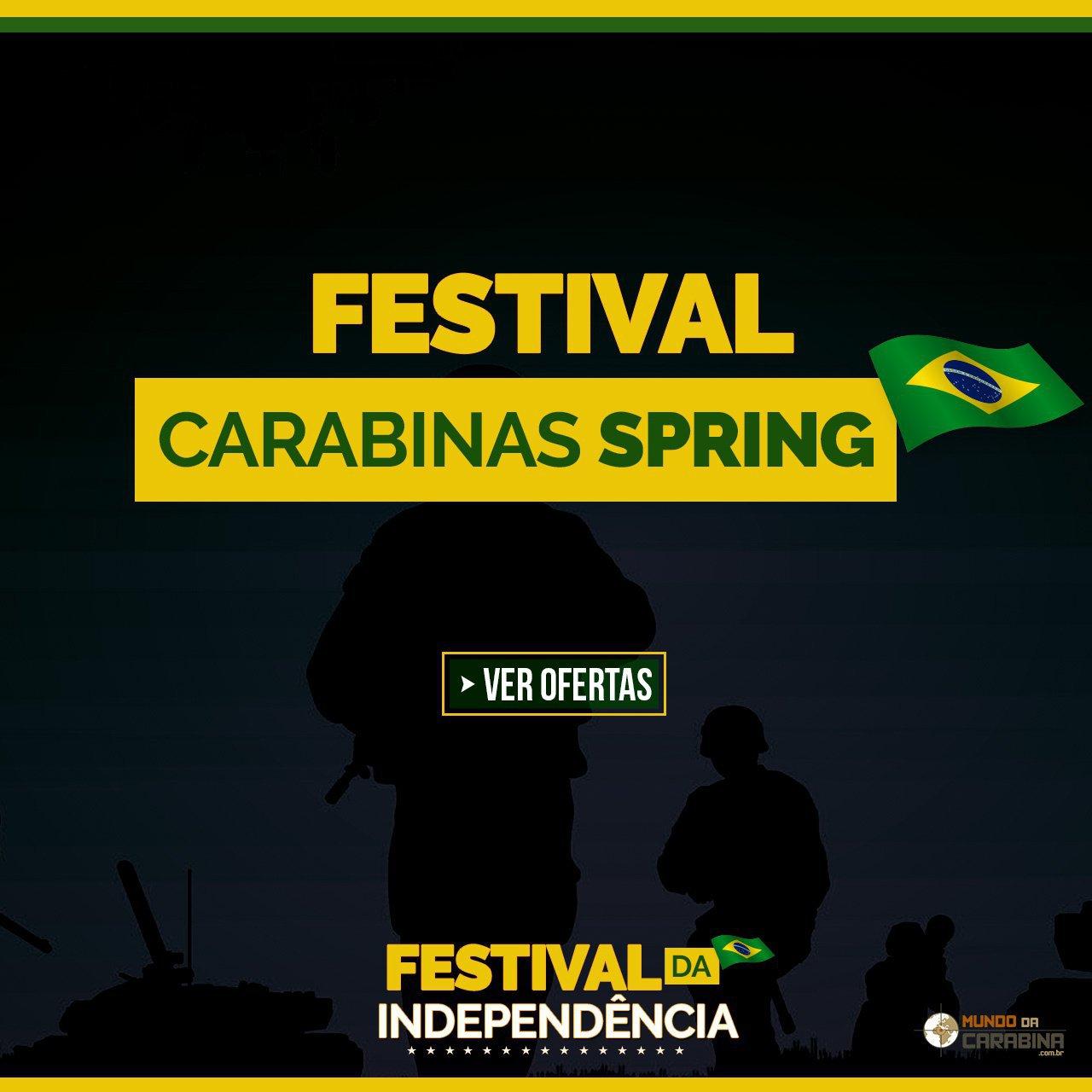 FESTIVAL - CARABINAS SPRING