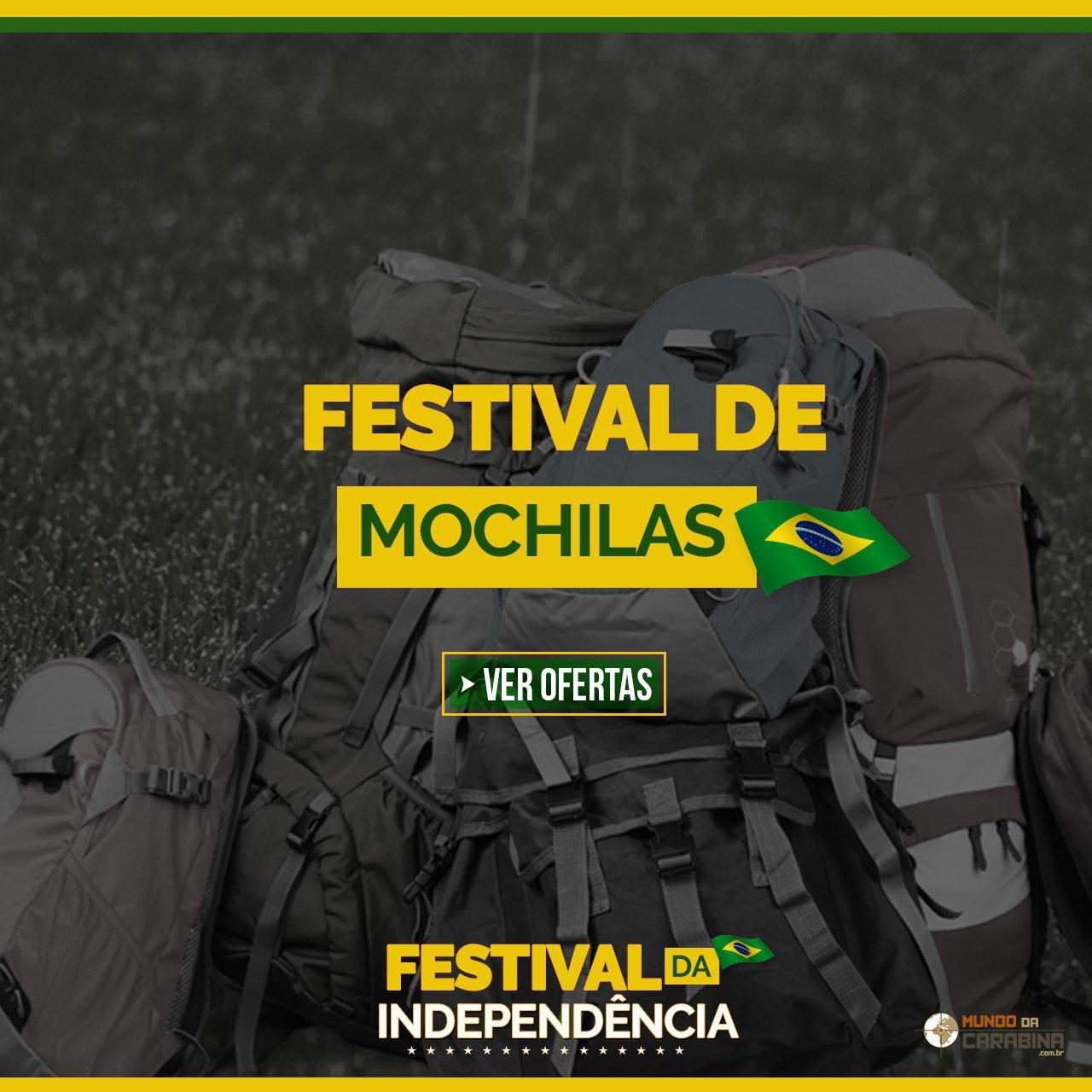 FESTIVAL DE MOCHILAS