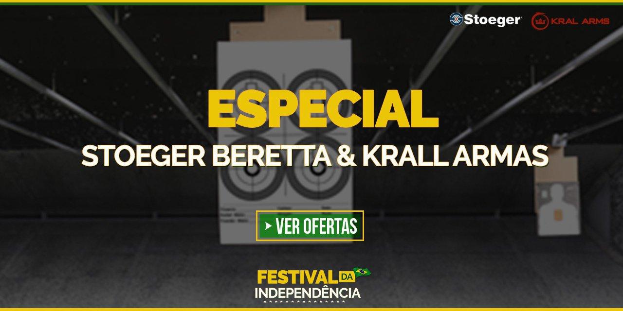 Especial Stoeger Beretta & Krall Armas