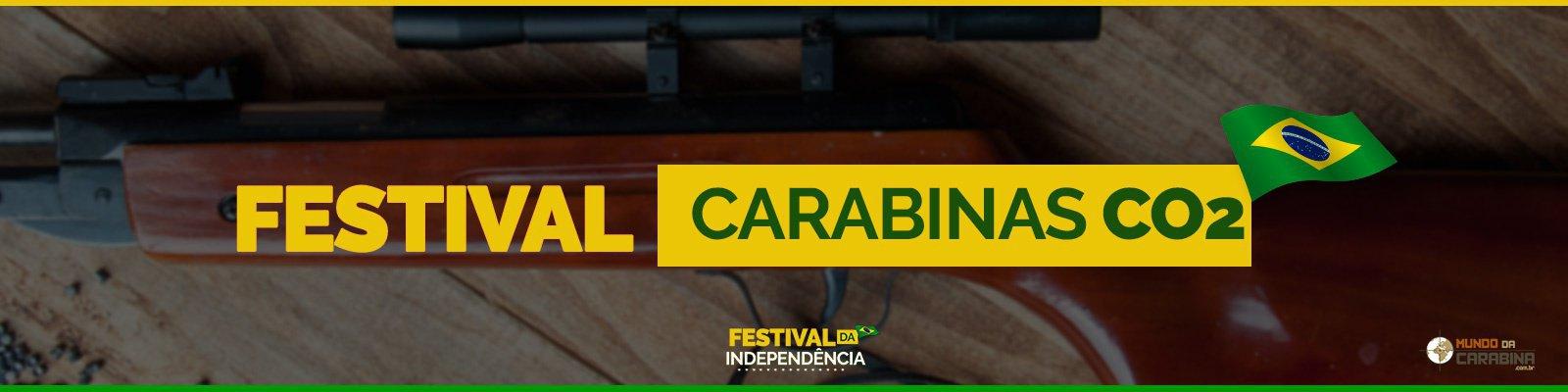 FESTIVAL CARABINAS CO2