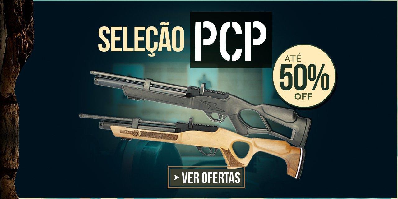 SELEÇÃO PCP - ATÉ 50% OFF
