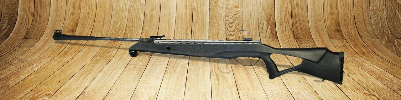 Review carabina de pressão Sag R1000 5.5mm com gas ram 50kg