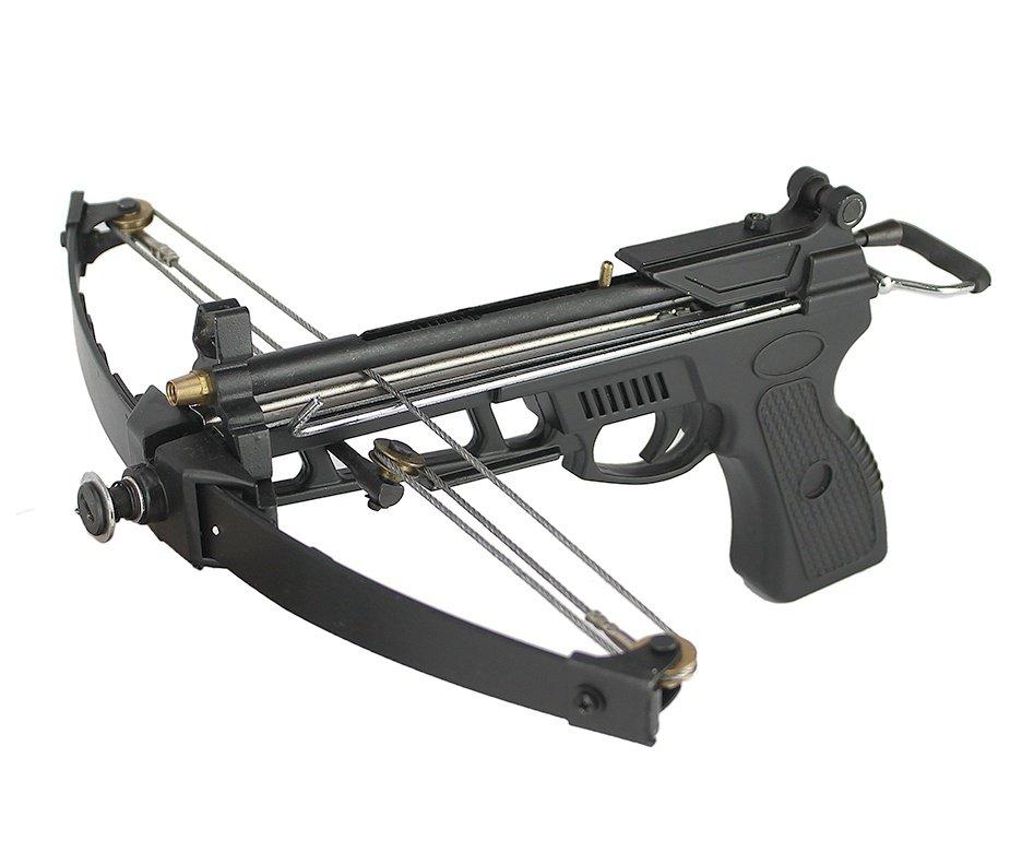 Balestra Besta Pistola Modelo 1A - 3 em 1 pesca, esfera e Dardos