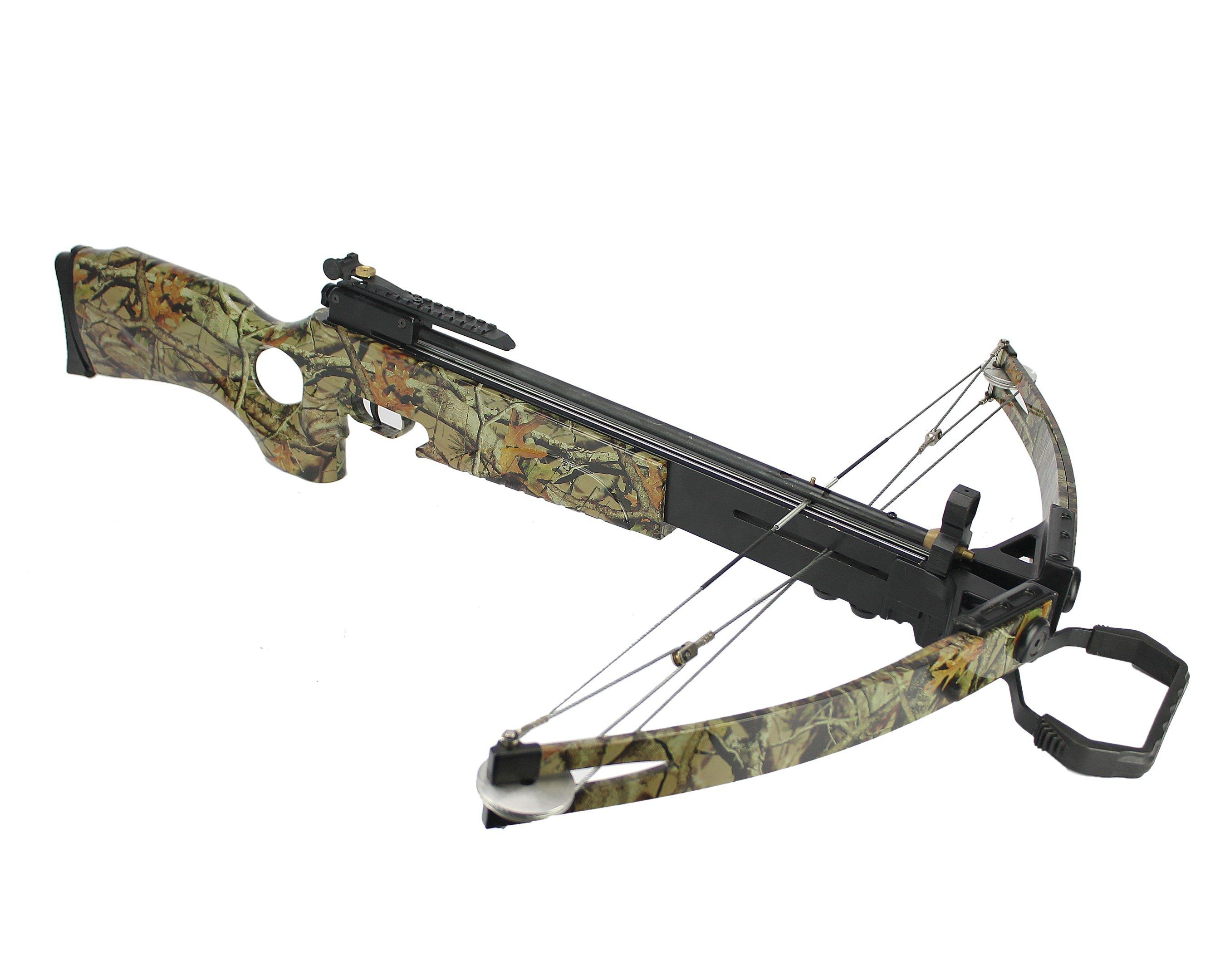 Balestra Modelo M58a 180 lbs- Junxing Archery