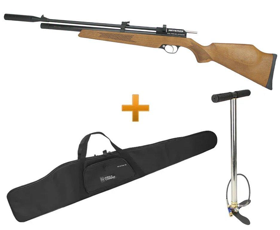 Carabina De Pressão Pcp Pr900w G2 4,5mm New Genaration Artemis + Bomba Manual + Capa