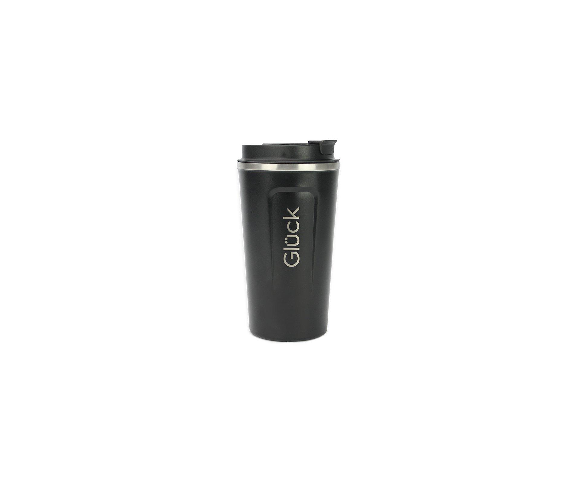 Copo Térmico Gluck Spark 500ml Black