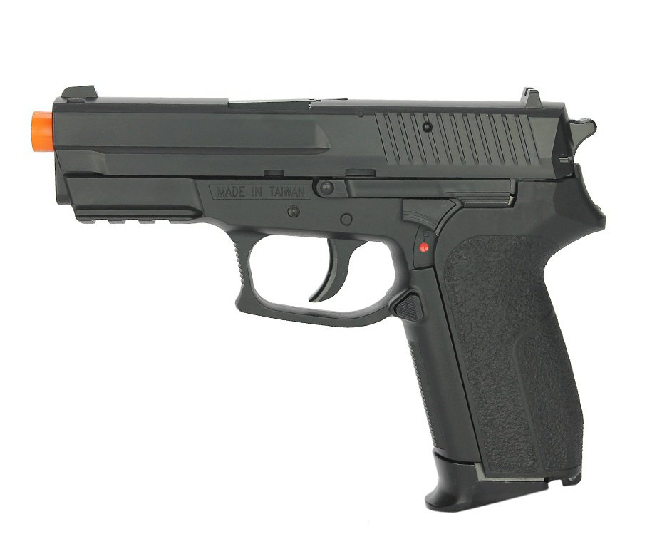 Pistola de Airsoft CO2 Sig Sauer SP2022 6mm - KWC Rossi