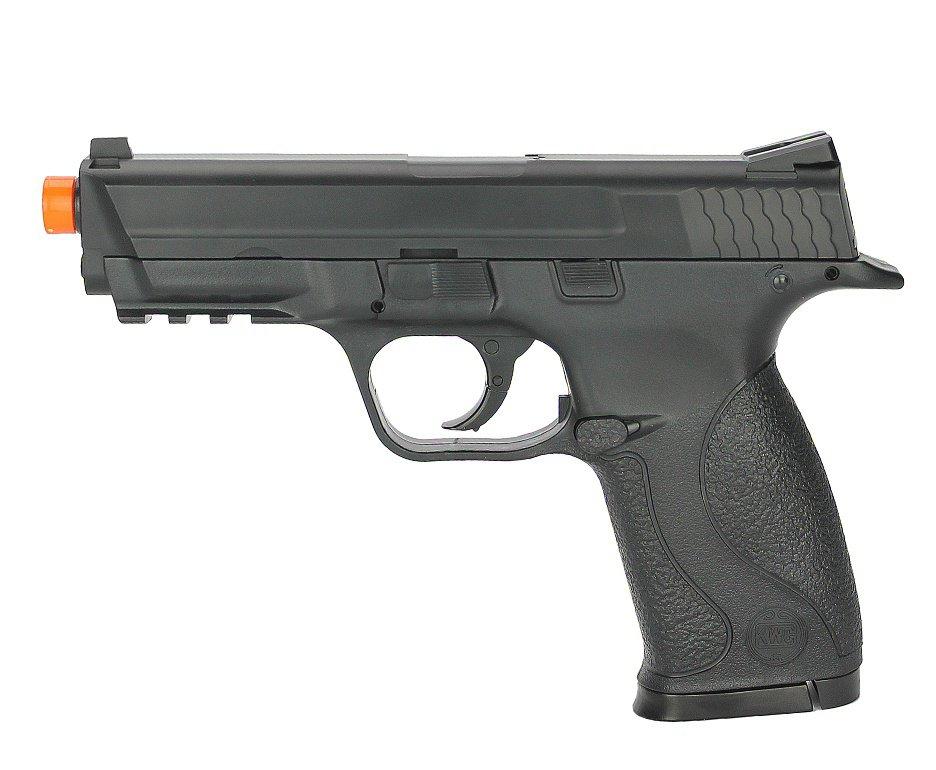 Pistola de Airsoft CO2 S&W MP40 Cal 6mm KWC Rossi