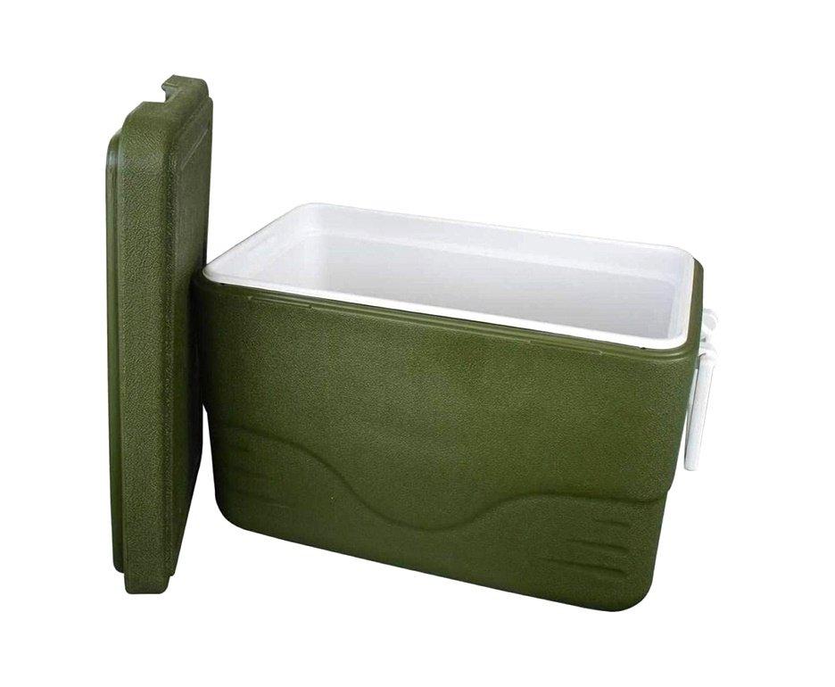 Caixa Térmica 28 QT (26,5 Lts) - All Green - Coleman