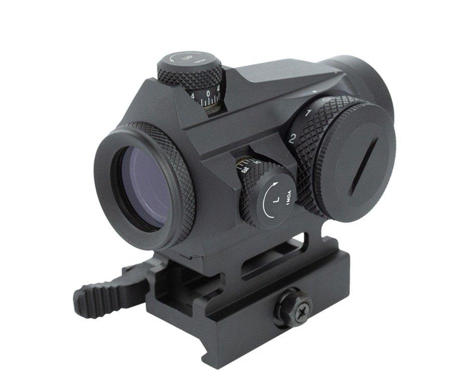 Red Dot Tático Vector Maverick 1x22 - Vector Optics