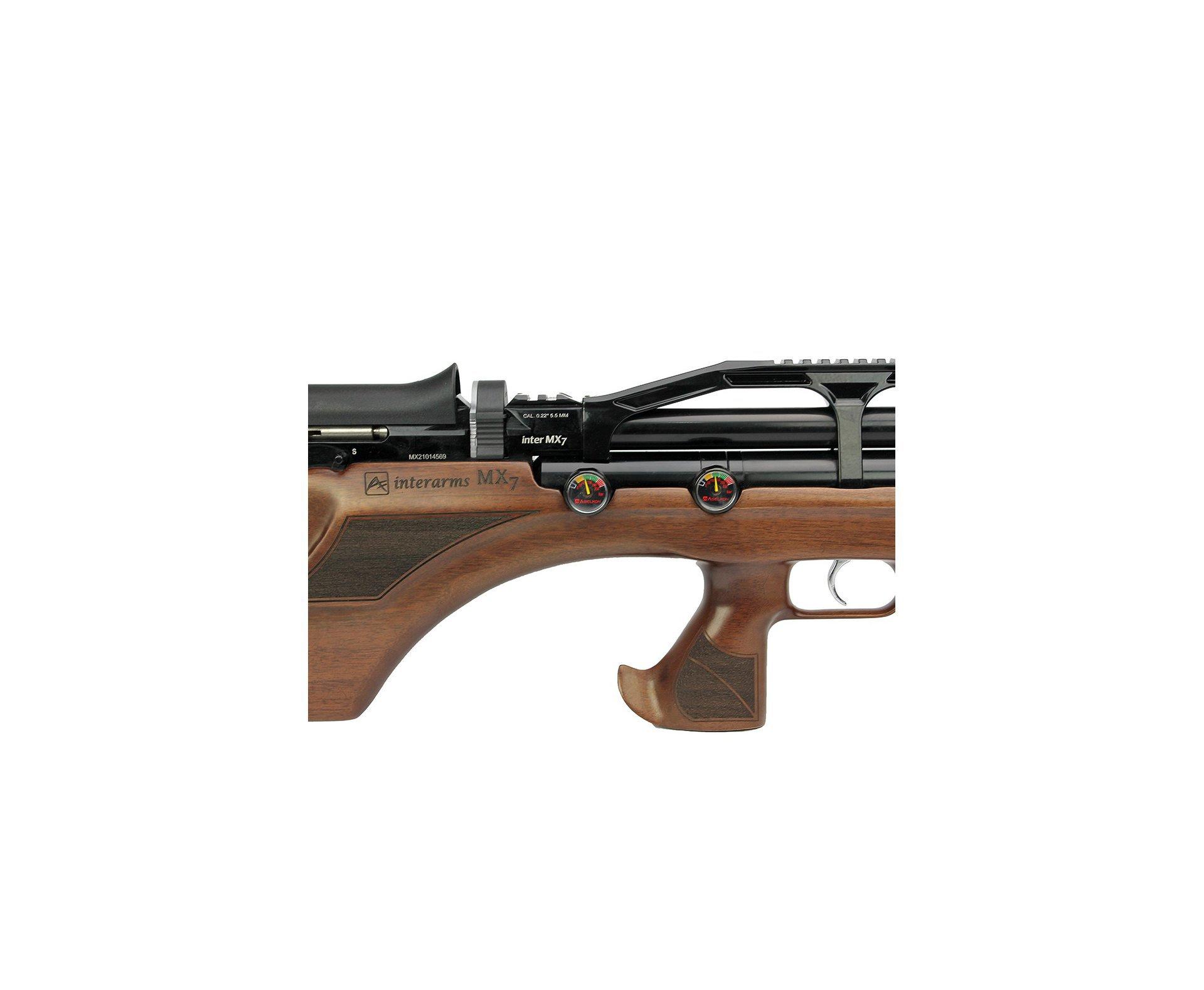 Artefato de Pressão PCP MX7 Wood Regulated 5.5mm Aselkon