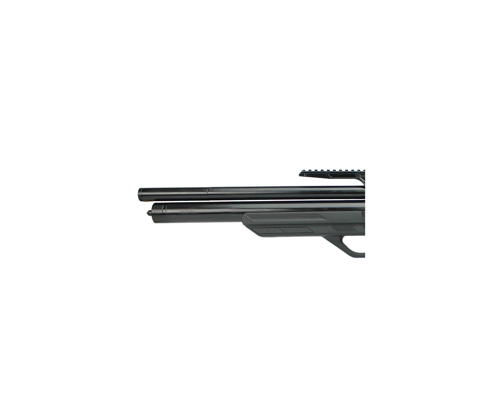 Artefato de Pressão PCP MX10-S Syntethic Black Regulated 5.5mm Aselkon