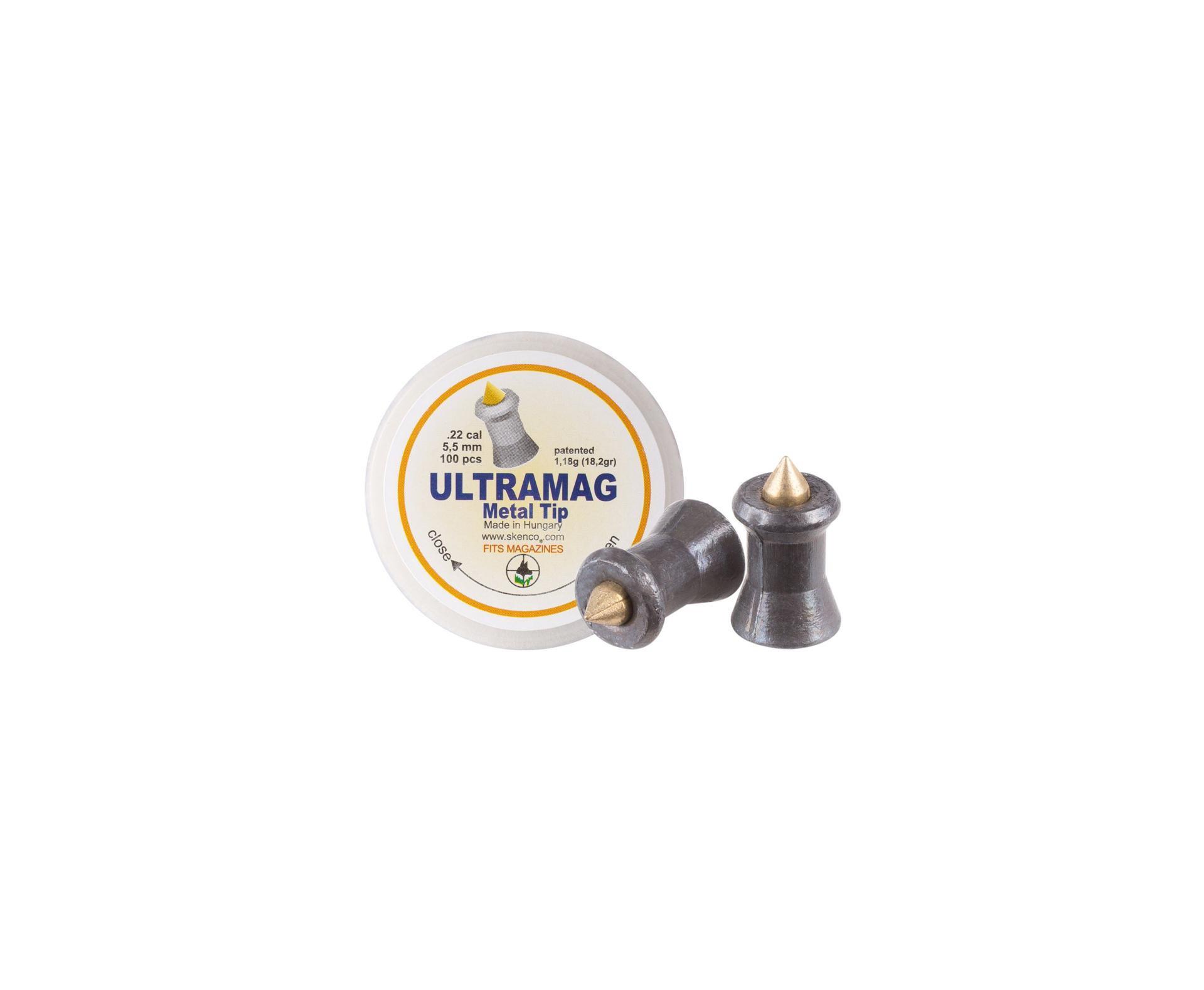 Chumbinho Profissional Skenco Ultramag Mt 5.5mm