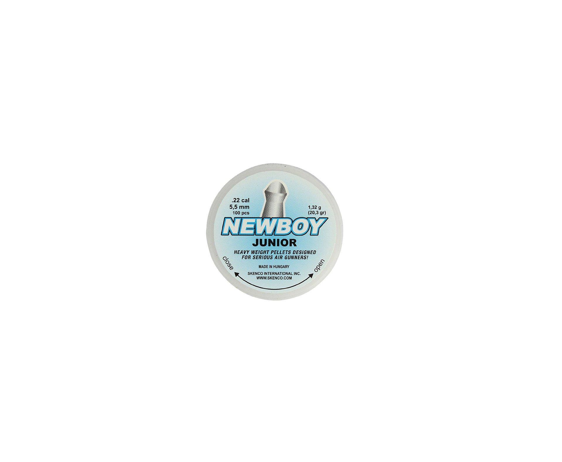 Chumbinho Skenco Newboy Jr Dome Extra Pesado 5.5mm