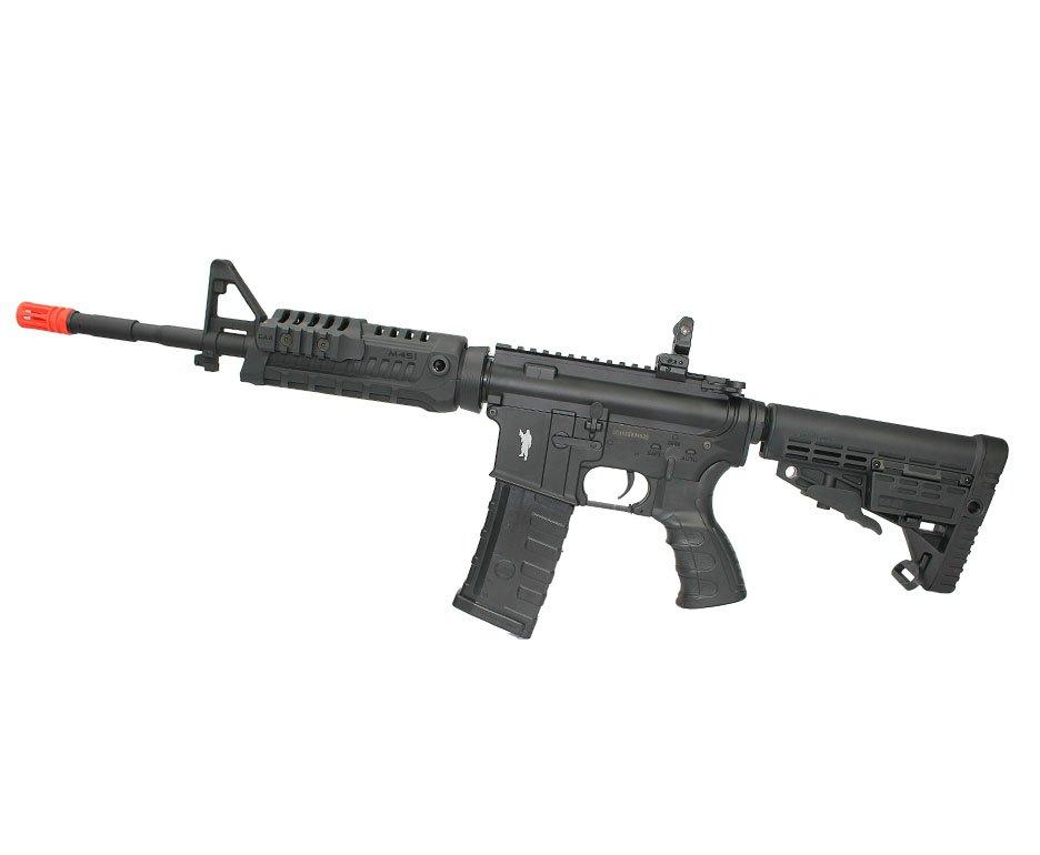 Rifle De Airsoft King Arms M4a1 Caa Custom Elétrica 6mm