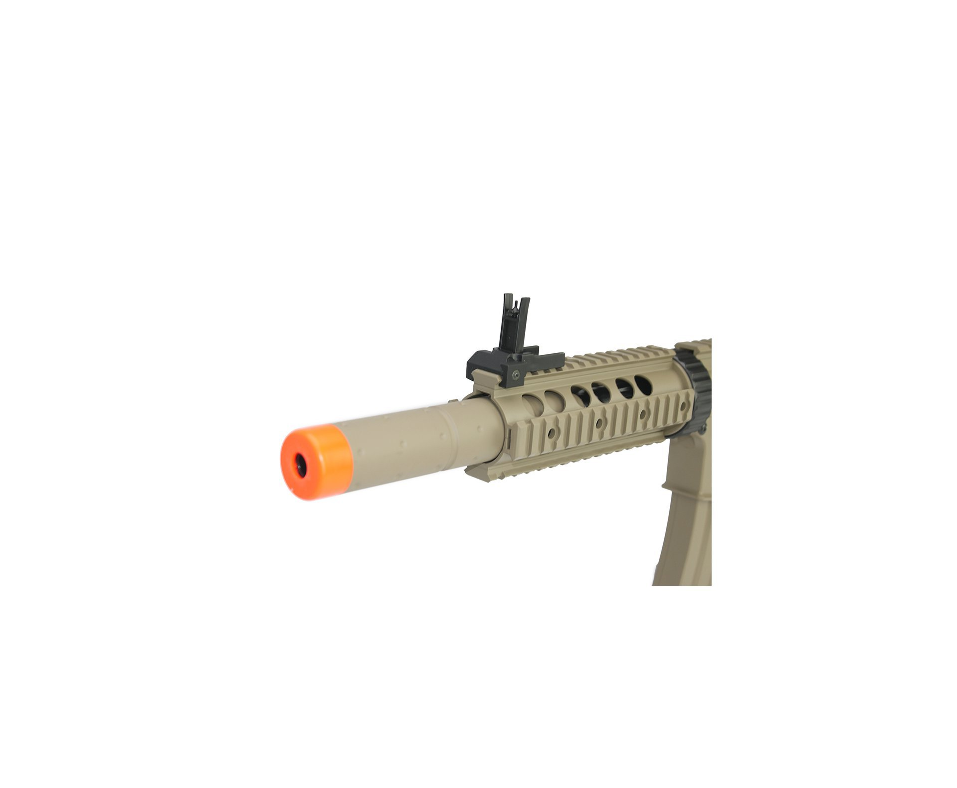 Rifle De Airsoft M4a1 Ris Tan Cm513 Cal 6mm - Eletrico - Bivolt - Cyma