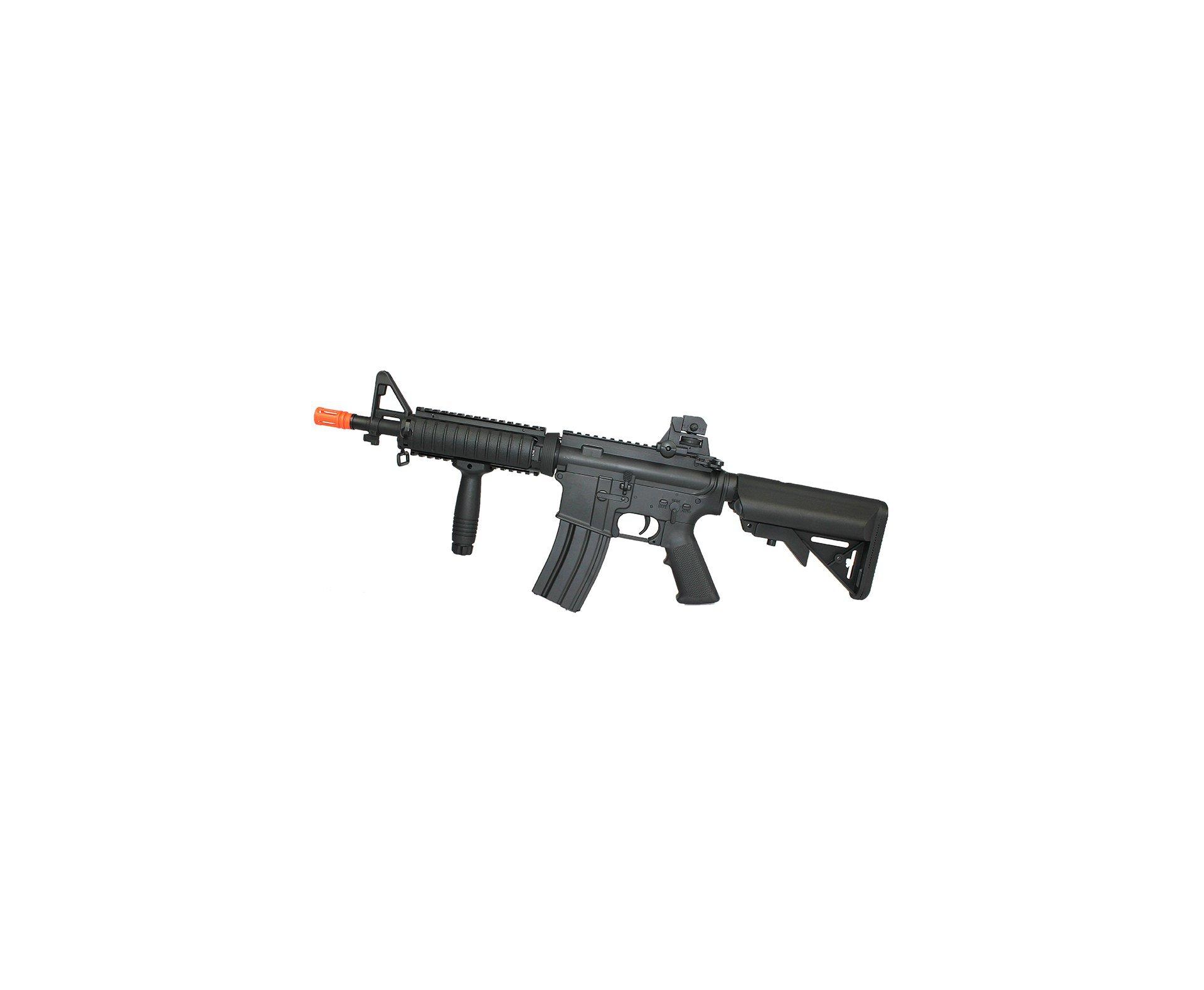 Rifle De Airsoft M4 Ris Full Metal - Cal 6.0mm - Ares
