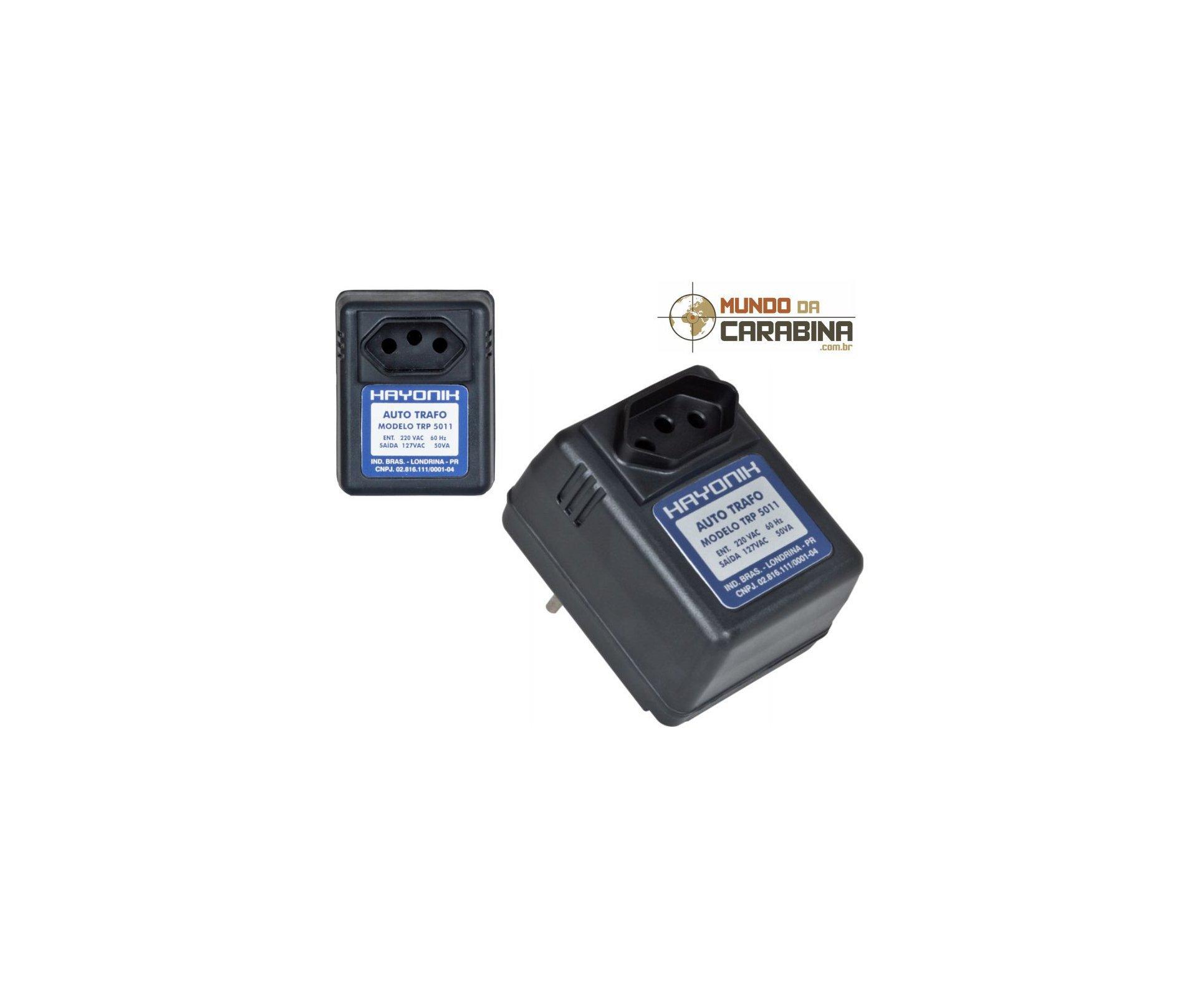 Transformador De Voltagem De Parede 220 - 110 V
