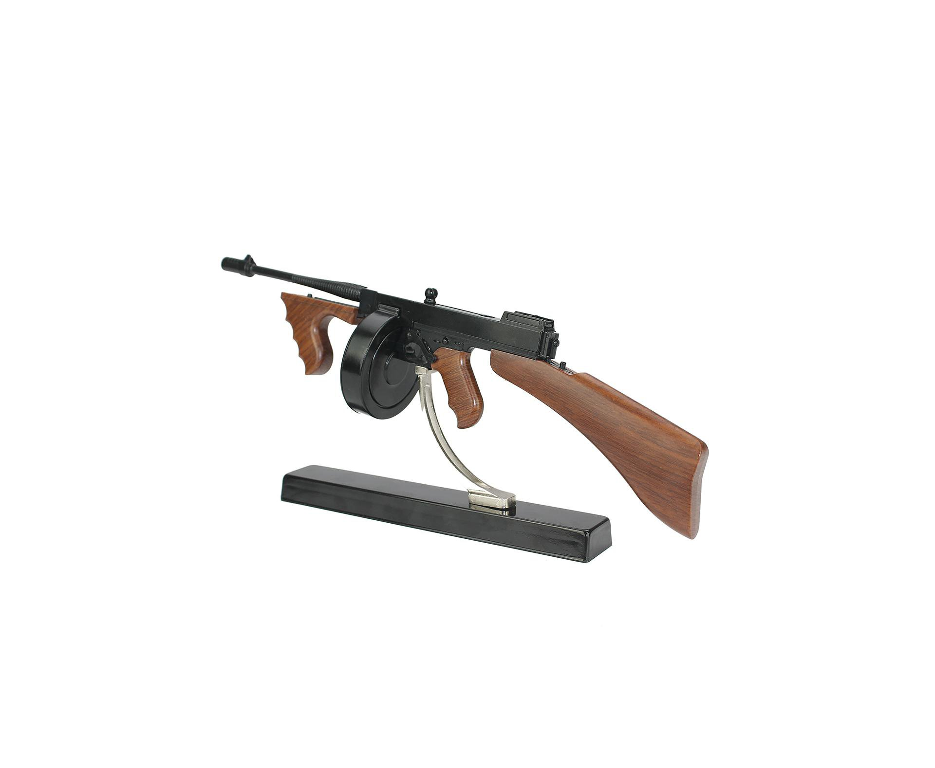 Rifle Thompson M1928 Miniatura Metálica - Arsenal Guns