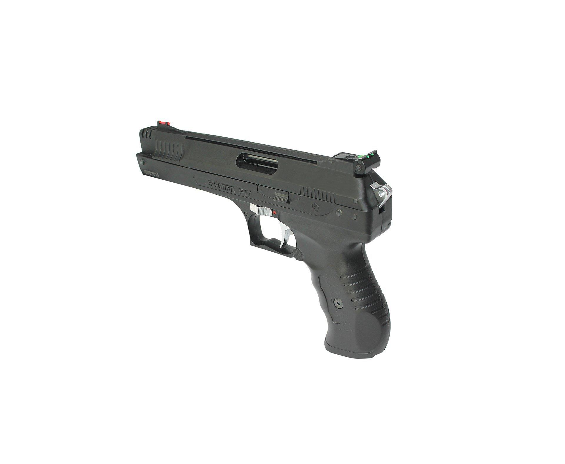 Pistola De Pressão Beeman 2004 P-17 Cal 5,5mm - Rossi