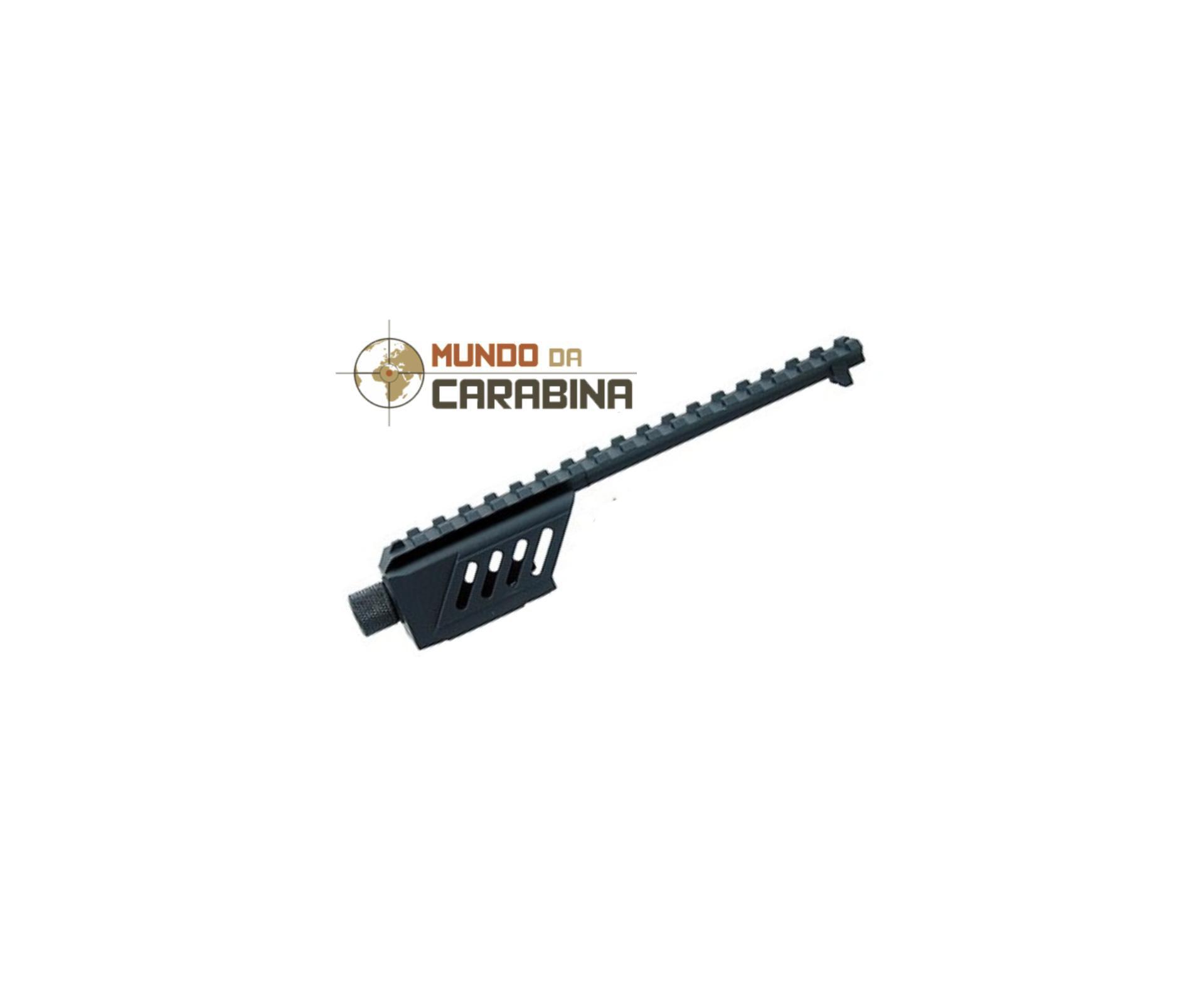 Trilho Superior Para Glock18c