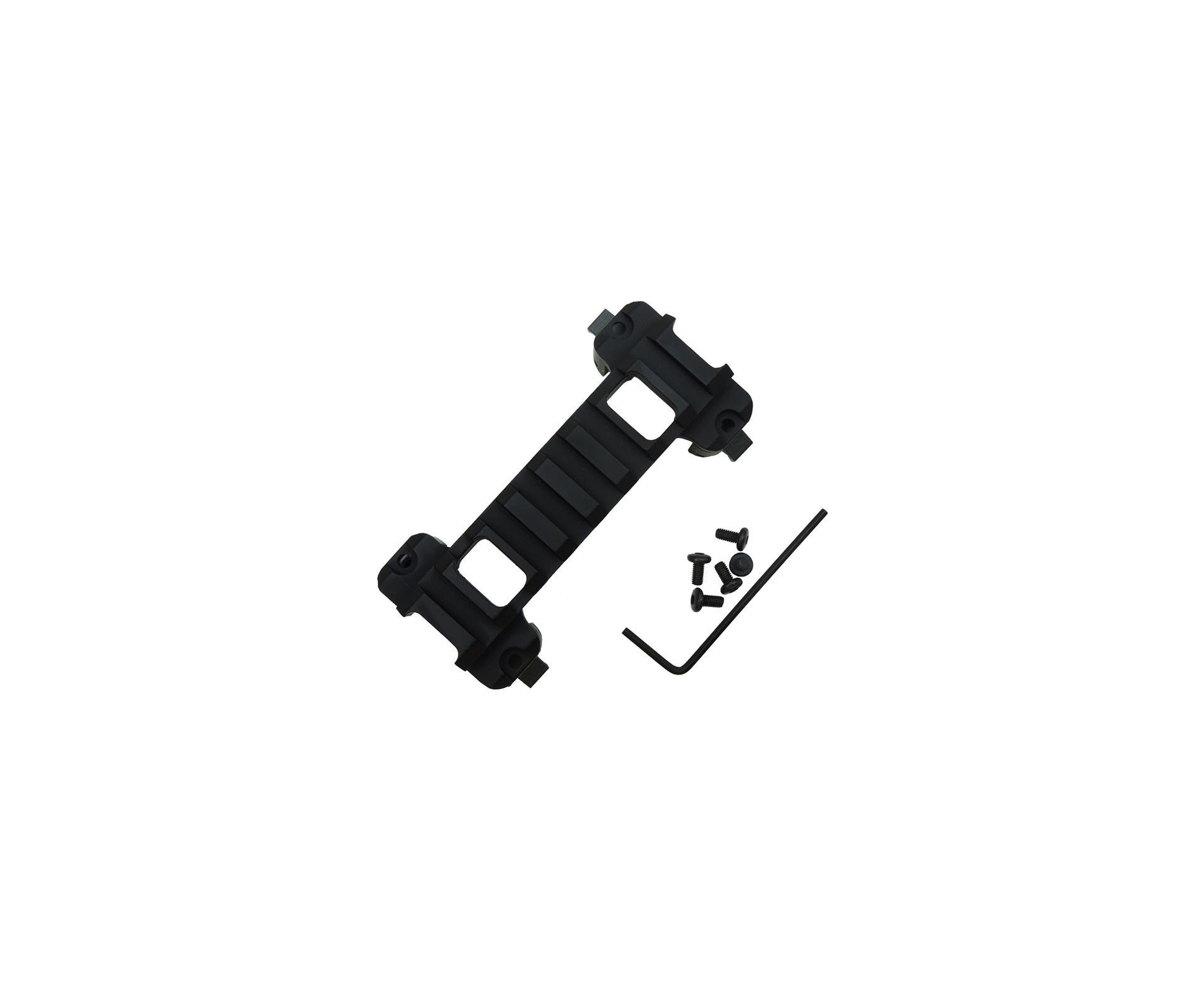 Suporte Para Luneta 21mm - Mp5