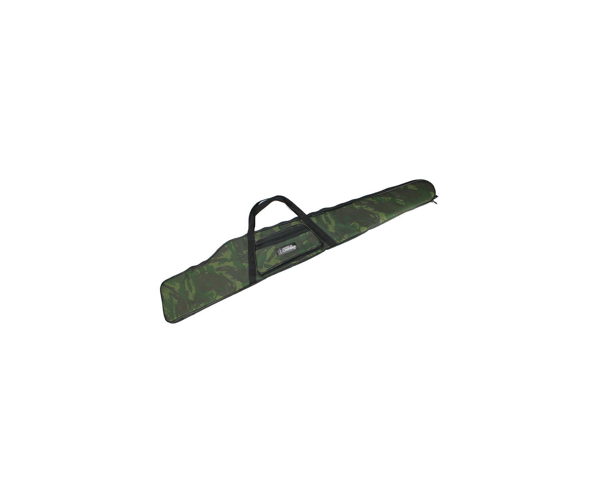 Capa Para Carabinas De Pressão Camuflado Espaço Luneta - 120cm