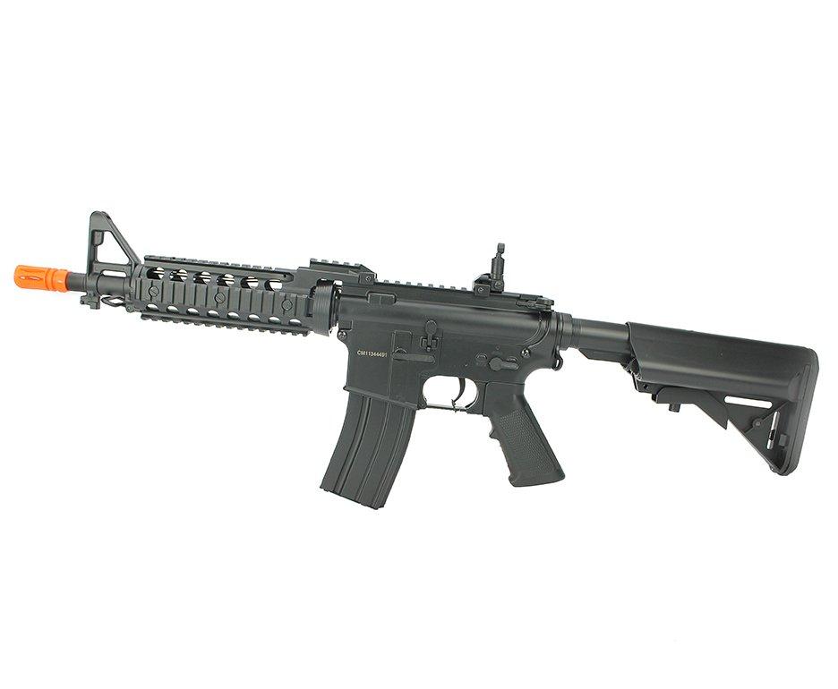 Rifle De Airsoft M4 Ras Ii Cyma Cm505 Cal 6,0mm Bivolt