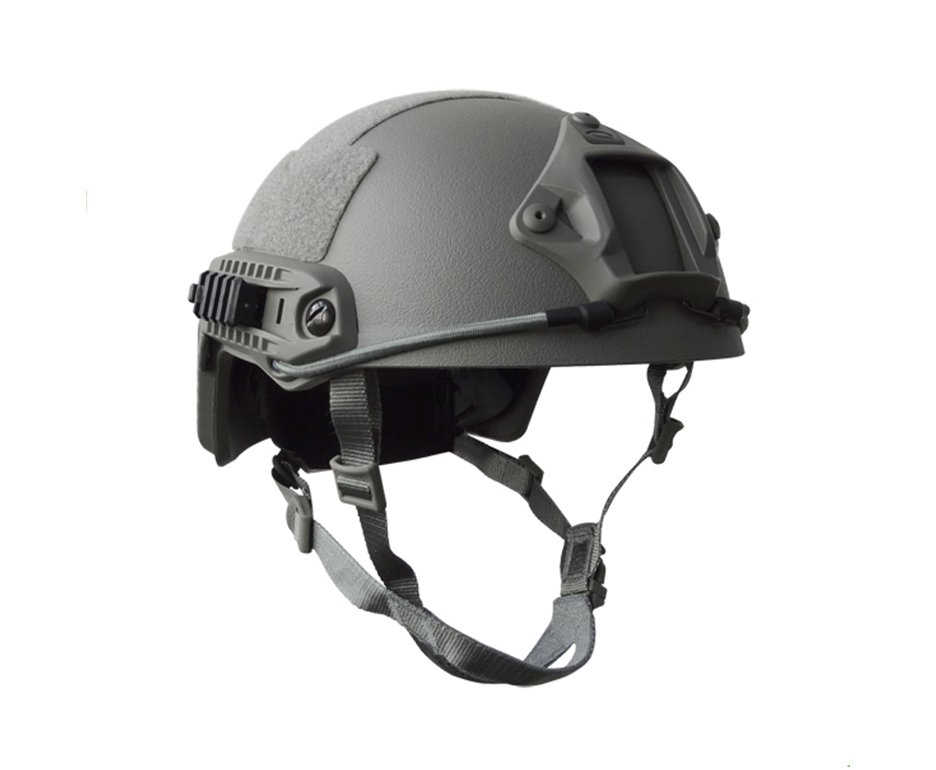 Capacete Tático Para Airsoft/paintball Mod Fast B Foliage Green