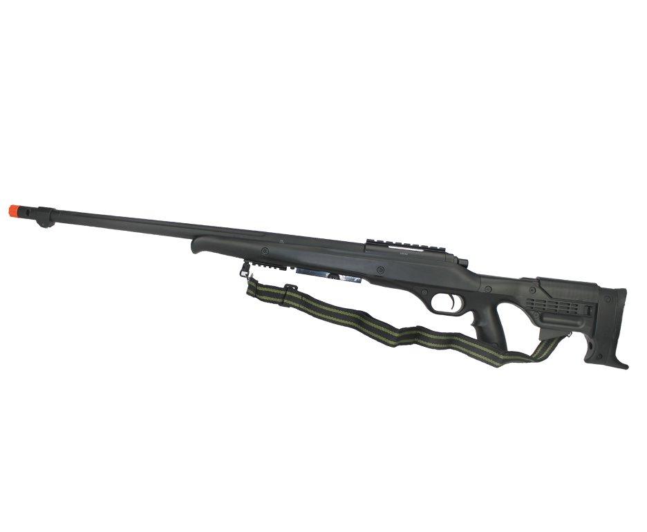 Rifle De Airsoft Sniper Spring Tm L96 Mb-11a Spring Sniper 6mm