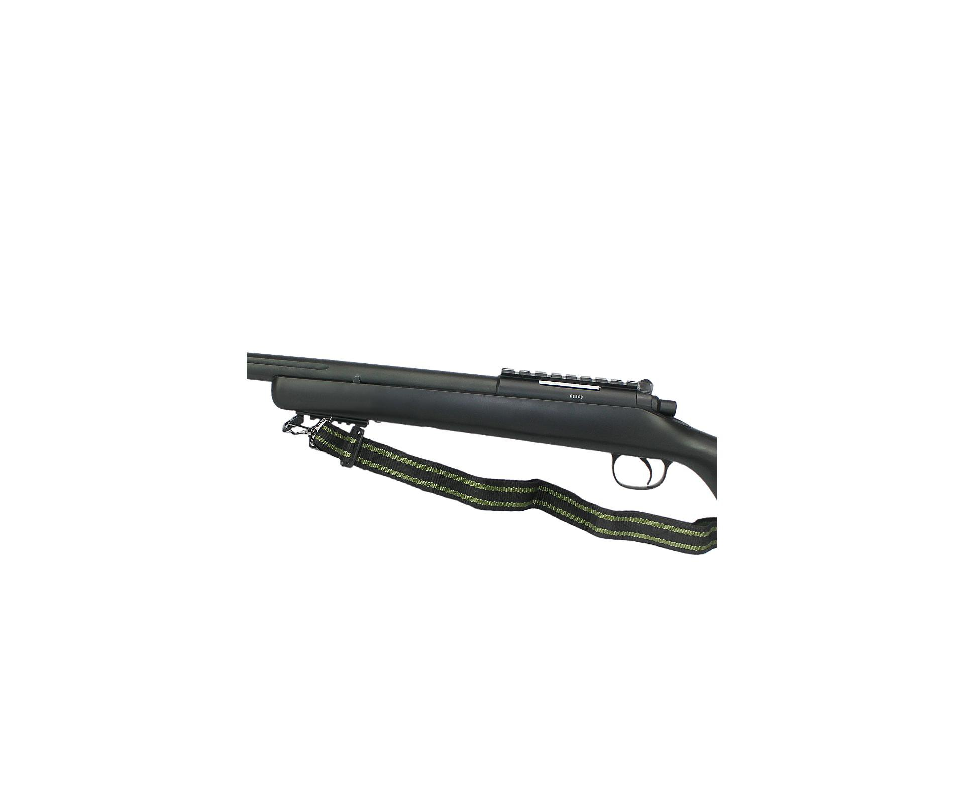 Rifle Airsoft Sniper Spring Vsr-10 Mb-07a Black 6,0mm Well