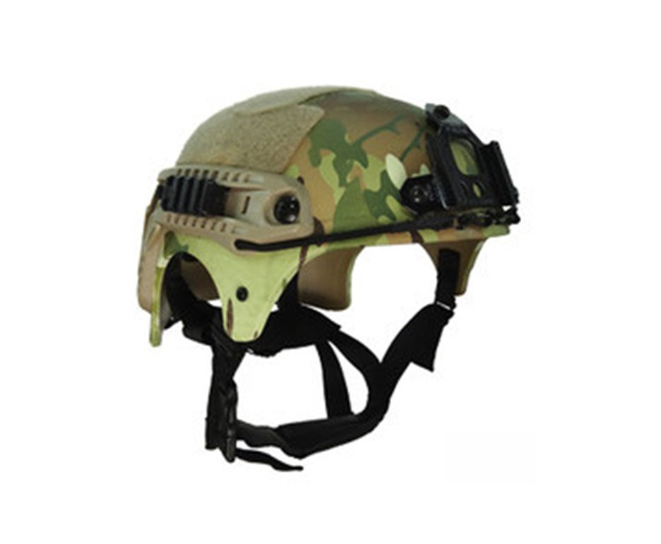 Capacete Tático Para Airsoft/paintball Mod Ibh X Multican
