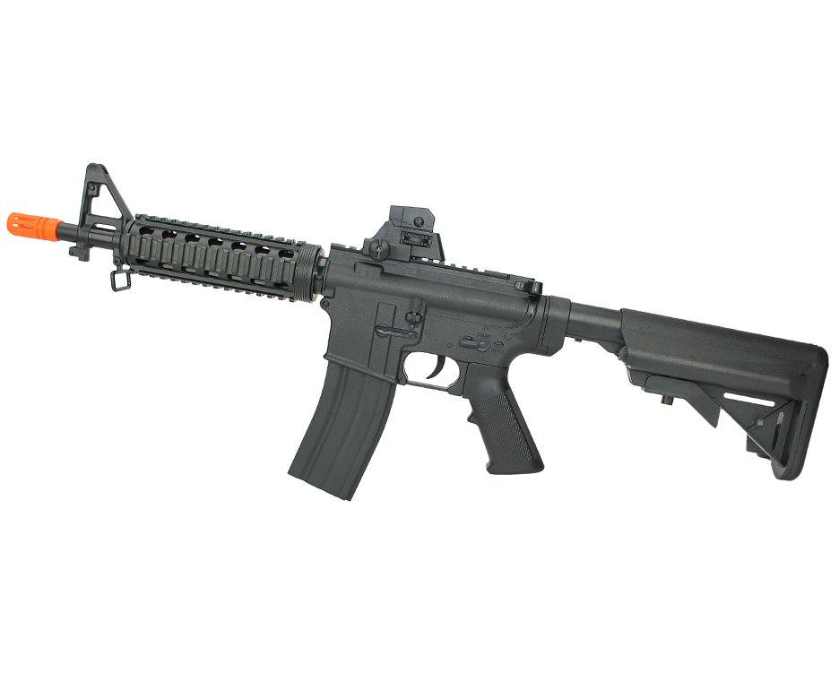 Rifle De Airsoft Vg M4ris-cqb 8907 Spring 6mm