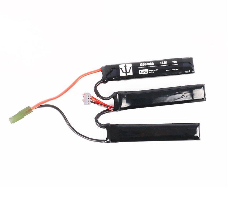 Bateria Lipo Lithium 1300mah 11.1v 20c 3sbs - Evo