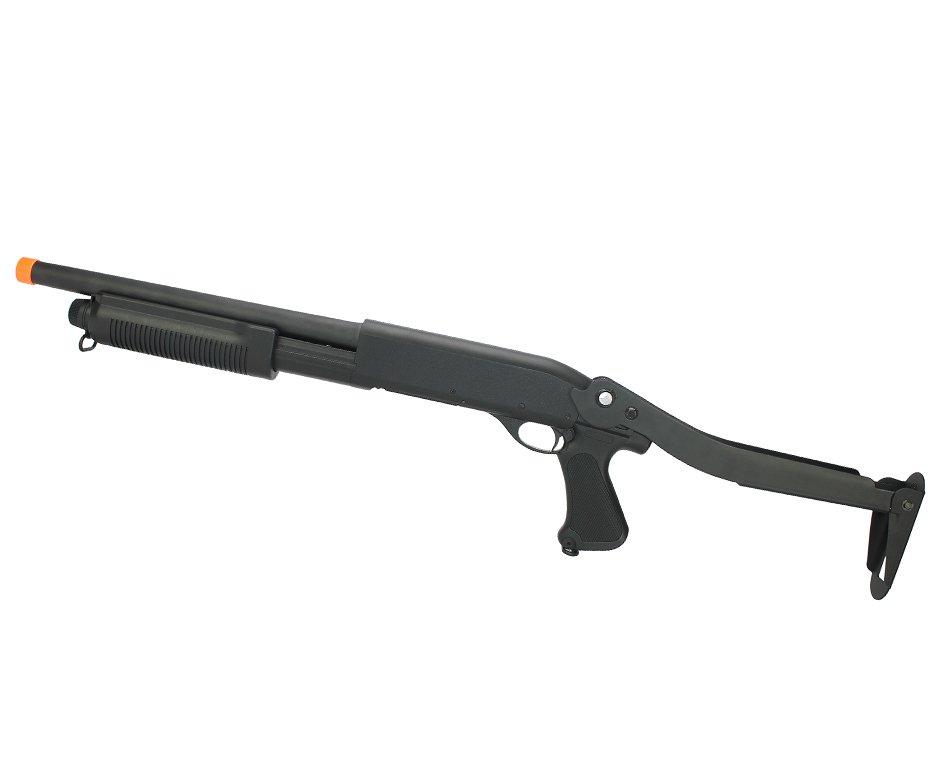Shotgun De Airsoft M870 Fs Semi Metal - Cm352 Cal 6.0mm - Cyma