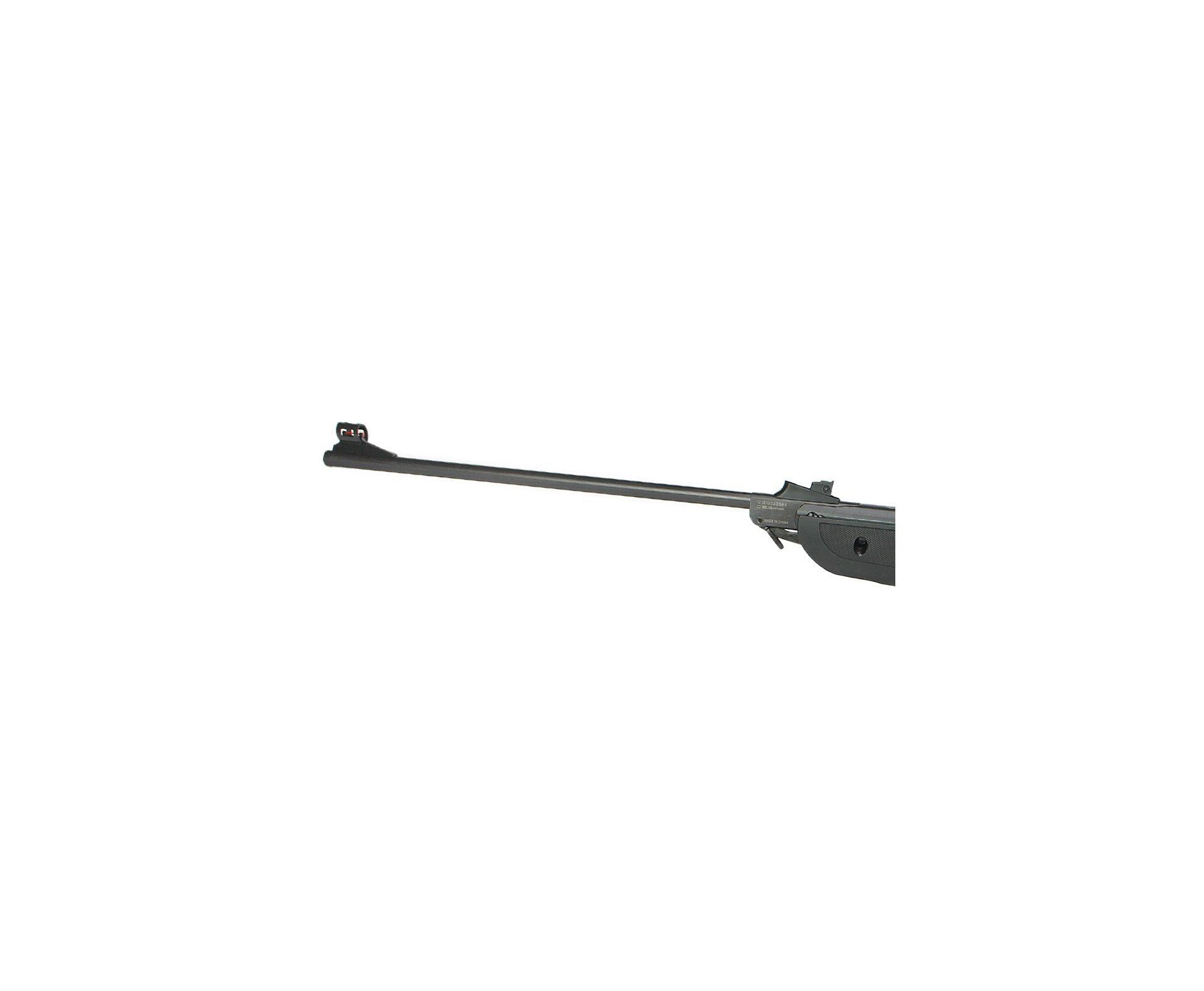 Carabina De Pressão Nova Dione Black Cal 4,5mm - 3° Geração - Rossi