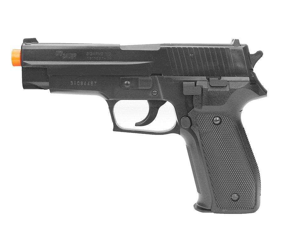 Pistola De Airsoft P226 Abs - Calibre 6,0 Mm - Sig Sauer
