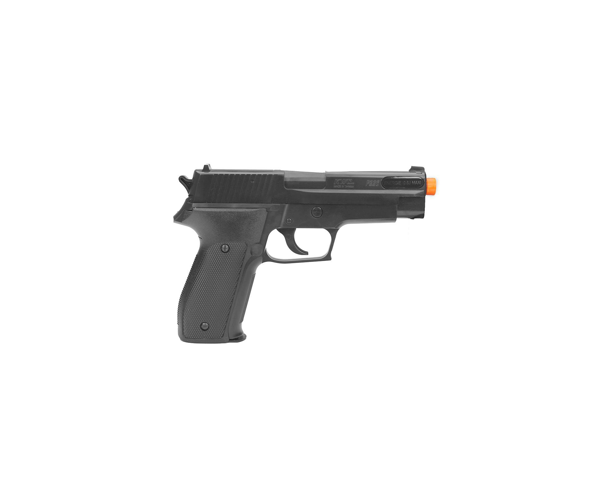 Pistola De Airsoft P226 Abs - Calibre 6,0 Mm - Sig Sauer
