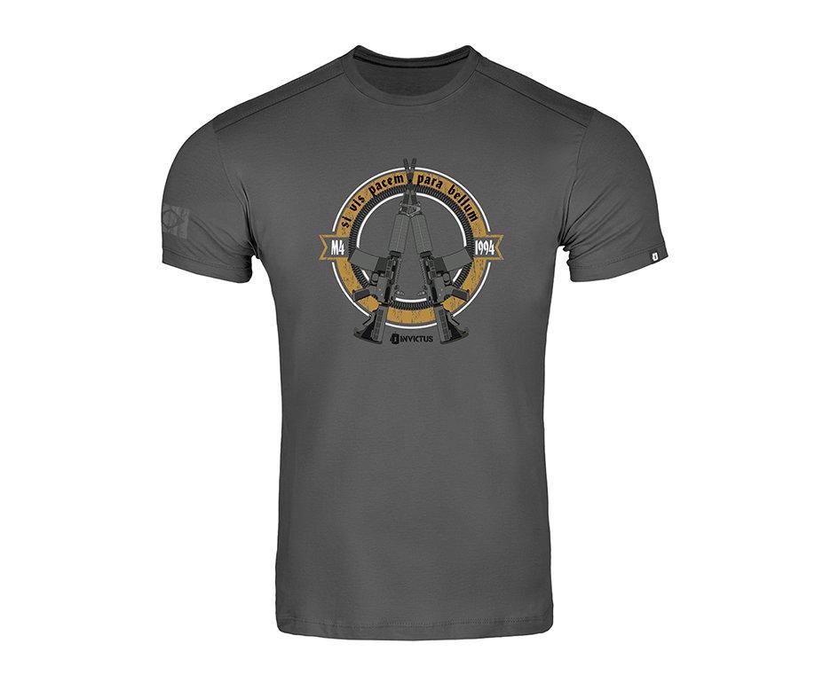 Camiseta T-shirt Invictus Concept Bellum4