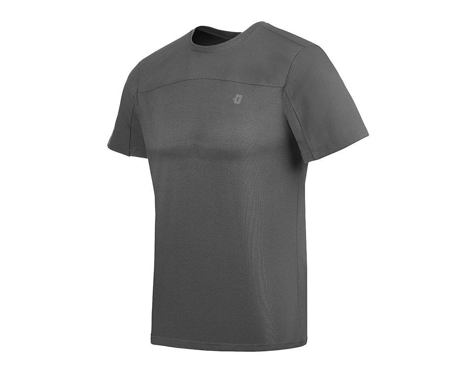 Camiseta Tatica T-shirt Invictus Infantry Cinza Pilot