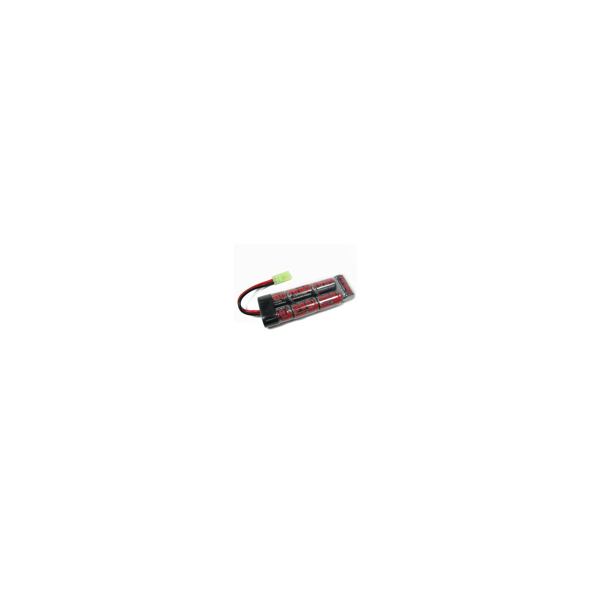 Bateria Tipo Mini P/ Airsoft 8,4 Vx 1600mah