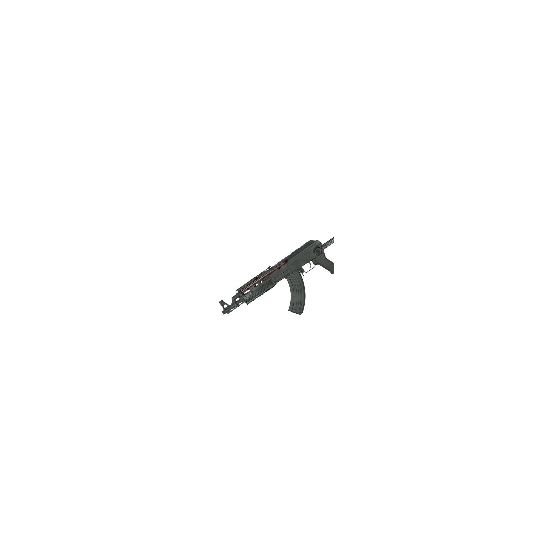 Bateria Para Airsoft 9,6v 1200mah - King Arms - (ak)