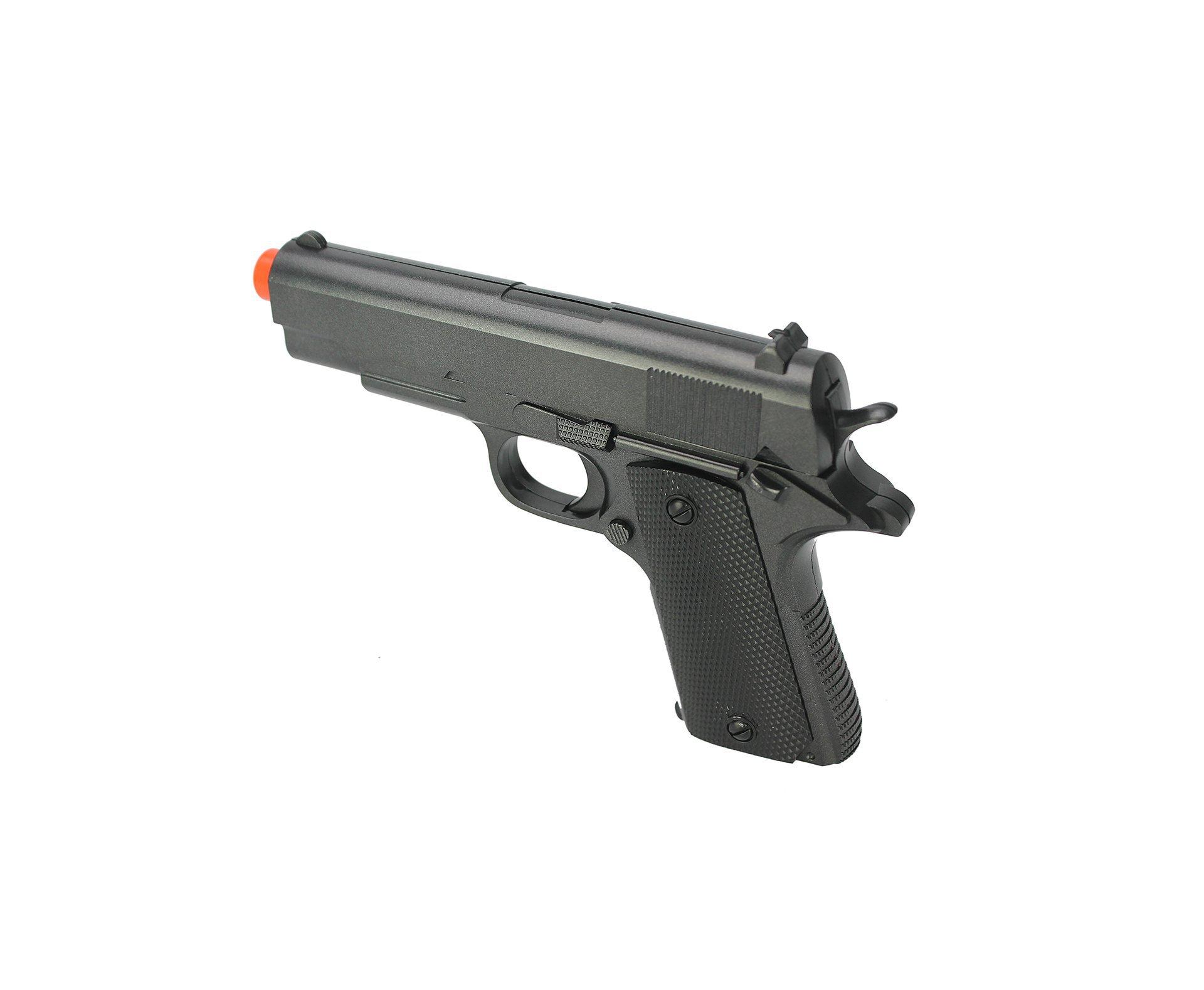 Pistola De Airsoft Cyma Zm04 Spring Rossi - Cal 6.0mm
