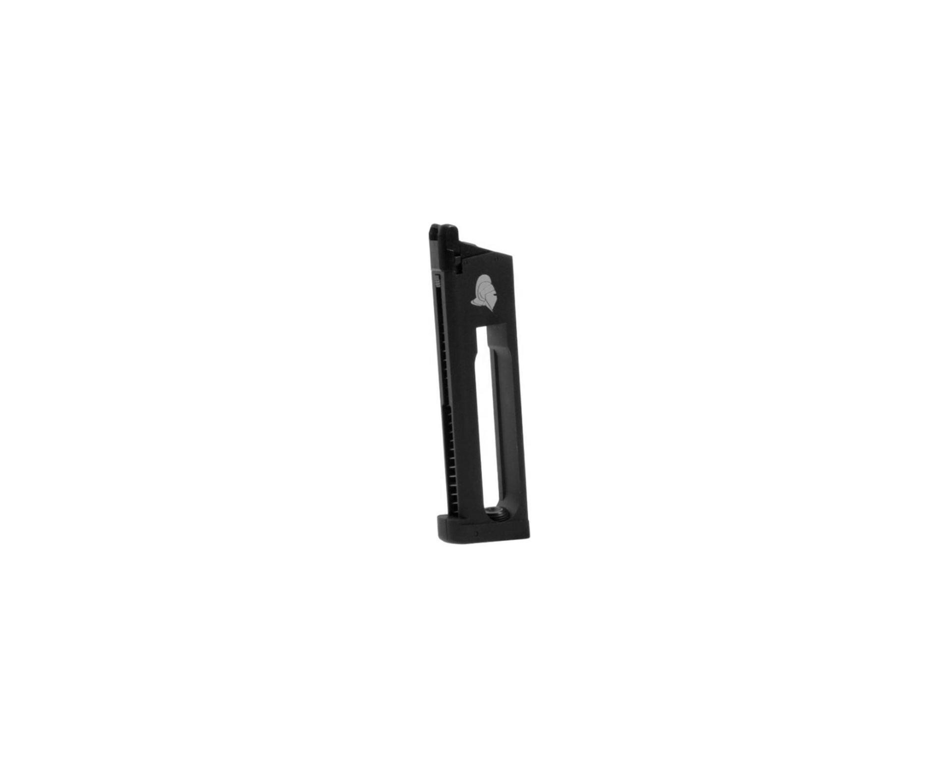 Magazine Co2 Pistolas Secutor  Serie Rudis Full Metal 6mm