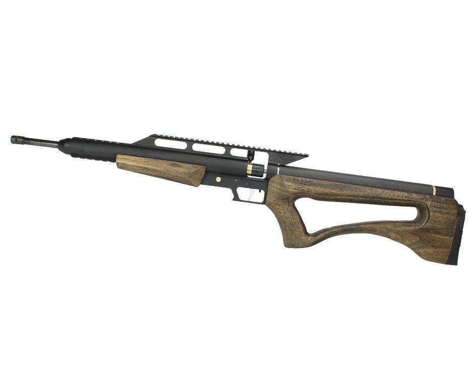 Carabina De Pressão Pcp Hunter Ultra Power Wood Cal 5,5mm