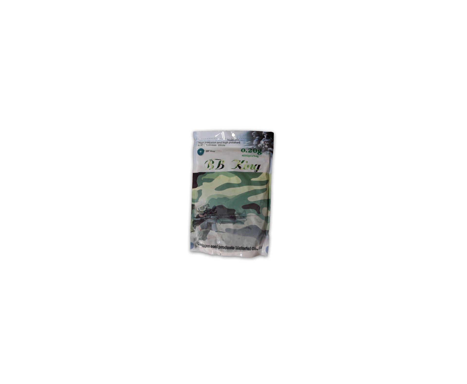 Revólver Airsoft Green Gas Gbb M-586 6t Black Ug135b 6,0 + 1 Refil Gbb + Bbs 0,20g