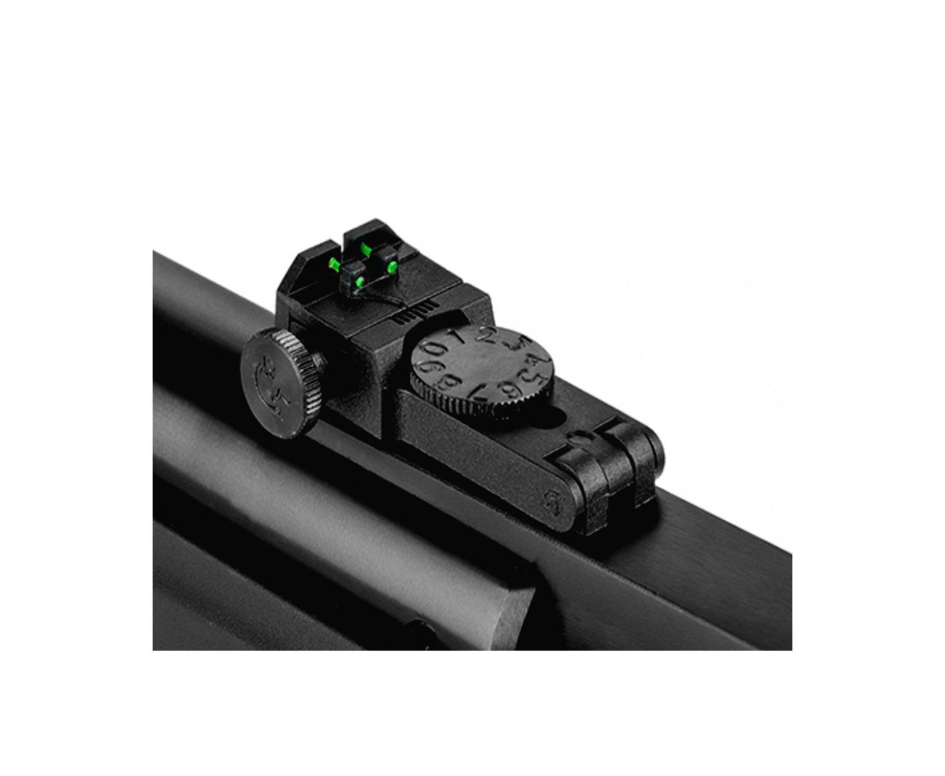 Carabina De Pressão Hatsan Striker Edge - Cal 4,5 Mm + Capa Rossi