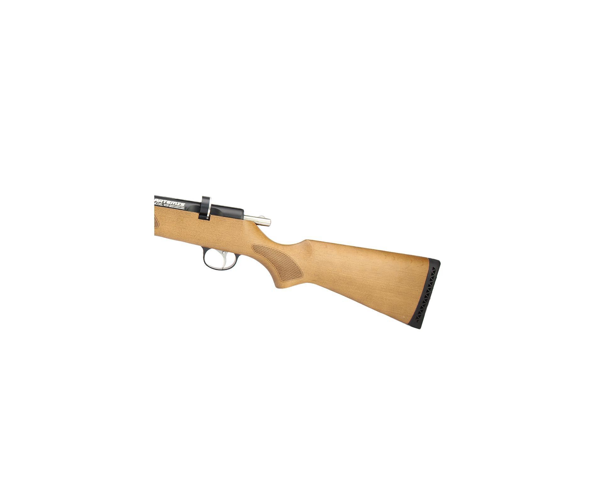 Carabina De Pressão Pcp Artemis M30 Multishot Madeira 5,5mm