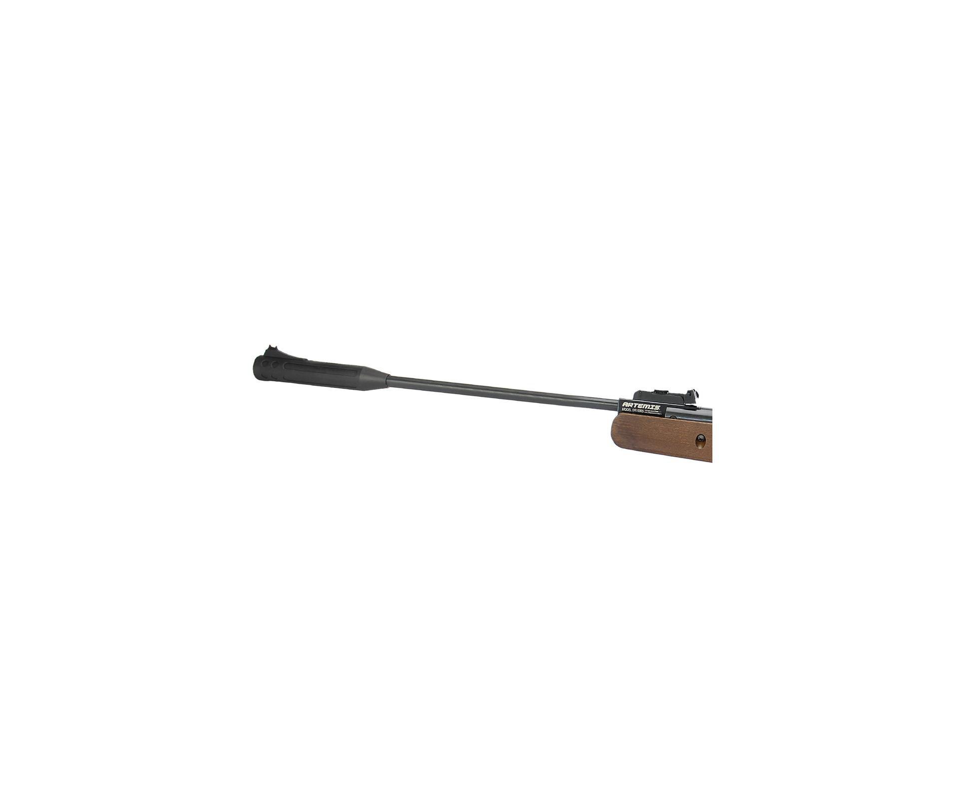 Carabina De Pressão Black Hawk Wood Edition Gas Ram 70kg 5.5mm Artemis